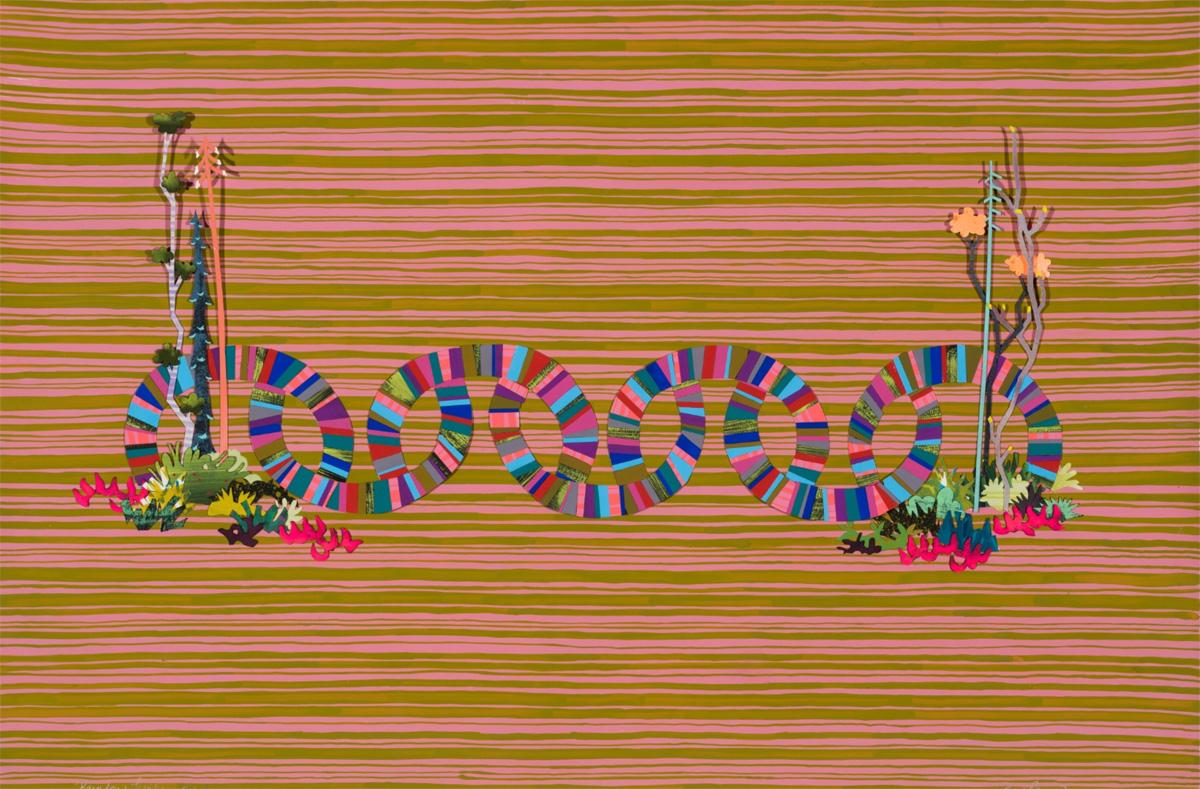 Rainbow Links by Erin Harmon