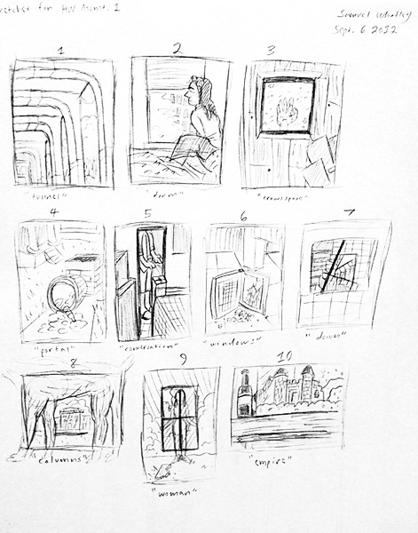 Fig. 7.03 - Thumbnails by Whatley