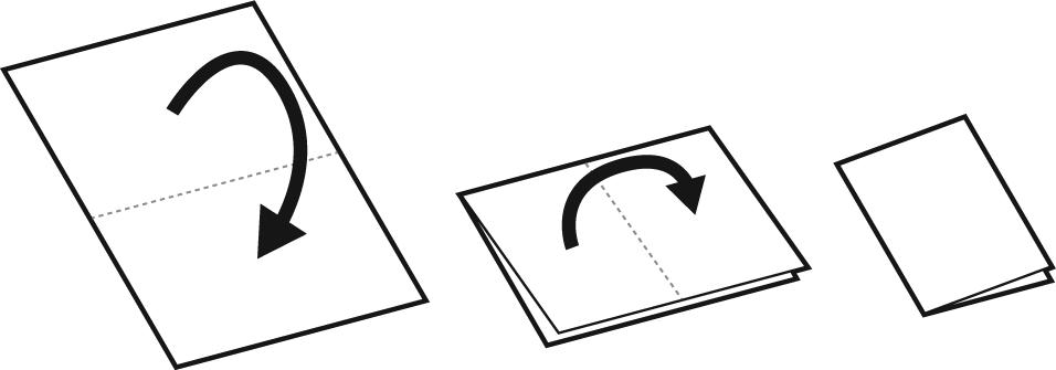 Folding Your Zine