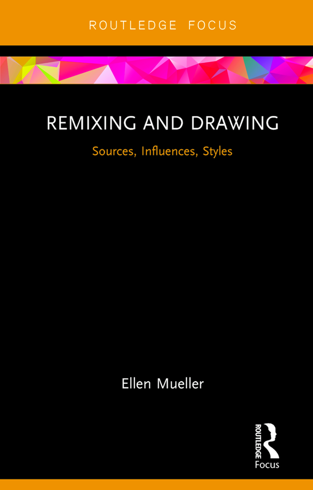 Cover artwork for Remixing and Drawing